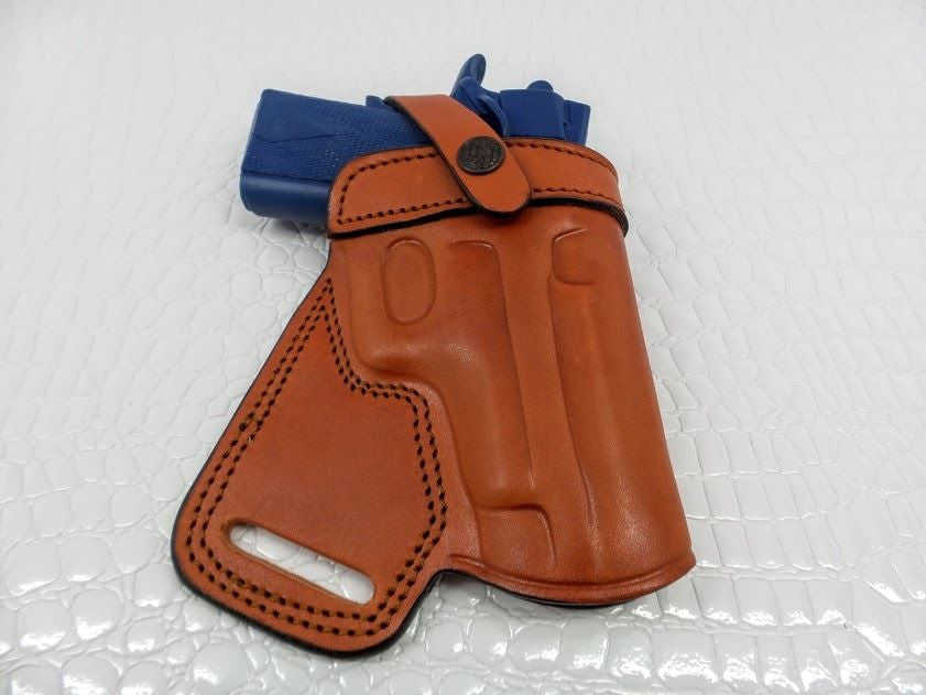 Gazelle - Leather Holster Fits SIG SAUER P226, P220 W/RAILS