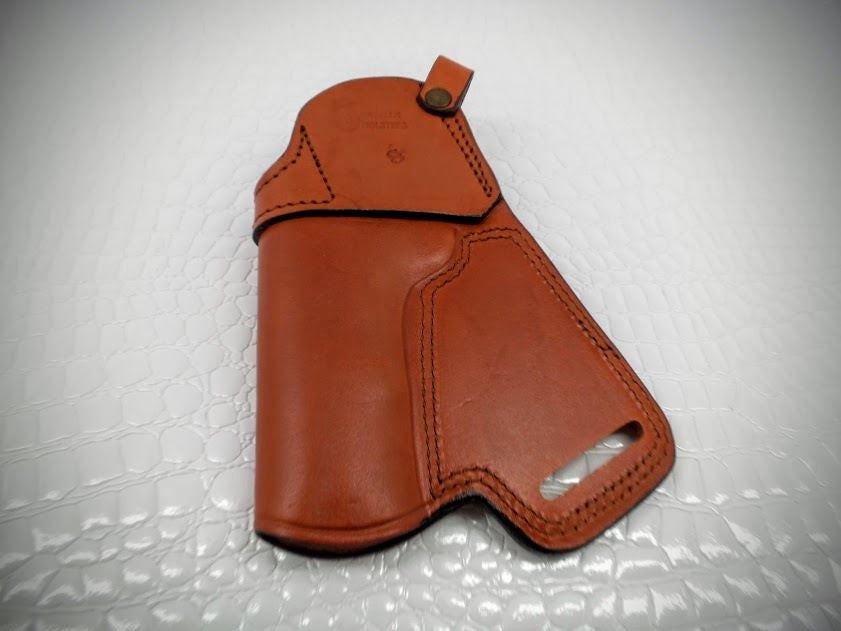 GAZELLE Small Of Back Holster Fits COLT 1911