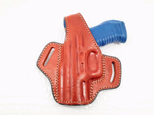 EAA SAR K2P 9mm OWB Thumb Break Leather Belt Holster