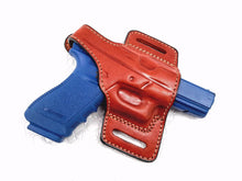 Brown Right Hand Thumb Break Belt Holster for Glock 21, MyHolster