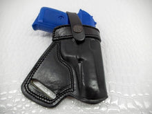 GAZELLE - SOB HOLSTER FOR BERSA THUNDER 45, LEATHER,