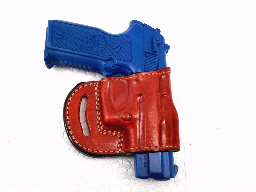 Beretta Cougar 8000 Yaqui Slide Right Hand Belt Holster