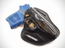 GAZELLE - Leather Holster for  7.65 mm walther
