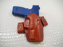 "Snap-On, Leather Holster for  SPRINGFIELD XD45 4"", MyHolster"