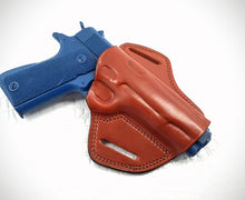 Load image into Gallery viewer, GAZELLE ~ Open Top Belt Holster for COLT1911 -CHOOSE YOUR COLOR-