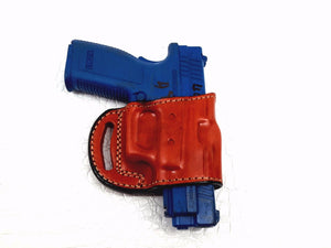 "Yaqui slide belt holster for Springfield Armory XD-40 4"", MyHolster"