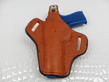 Gazelle - Belt Holster Right Hand COLT 1911 Leather