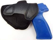Black Nylon Belt Holster