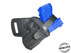 Springfield XD9 Sub-Compact SOB Small Of the Back Holster