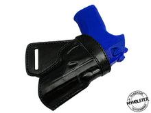 BUL Cherokee 9mm Full Size  SOB Small Of the Back Leather Holster