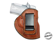 Sig Sauer P938 IWB Inside the Waistband Right Hand Leather Holster