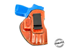 EAA SAR B6P 9mm IWB Inside the Waistband Leather Right Hand Holster