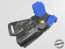 Load image into Gallery viewer, Sig Sauer SP2022 SOB Small Of the Back Leather Holster