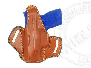 Astra A-75 45acp Compact OWB Thumb Break Leather Belt Holster