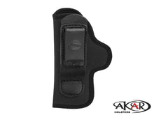 "Smith & Wesson 686 4"" TUCK TUCKABLE INSIDE THE PANTS ITP IWB ITW HOLSTER, Akar"