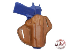 1911 5-Inch Colt, Kimber, Para, Springfield Right Hand Open Top Leather Holster