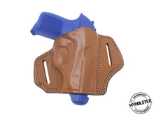 SIG Sauer P230 Right Hand Open Top Leather Belt Holster