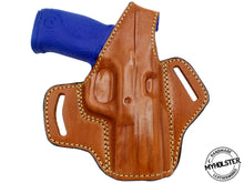 CZ 97B OWB Thumb Break Right Hand Leather Belt Holster- Choose your Color