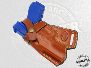 Sig Sauer SP2022 SOB Small Of the Back Leather Holster
