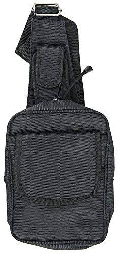 (WSP) Tactical Sling Bag,Chest Shoulder Backpack,Casual Everyday Day Conceal Carry Cross Body Gun Backpack CCW