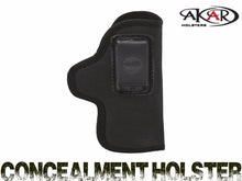 Load image into Gallery viewer, S&W M&P 45 SHIELD Concealed Carry Nylon IWB-Inside The Waistband Clip Pistol