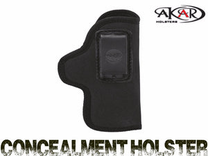 S&W M&P 45 SHIELD Concealed Carry Nylon IWB-Inside The Waistband Clip Pistol