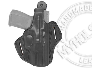 CANIK TP9 OWB Thumb Break Leather Belt Holster