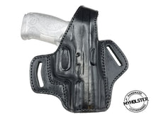 RUGER AMERICAN COMPACT 9 OWB Thumb Break Right Hand Leather Belt Holster
