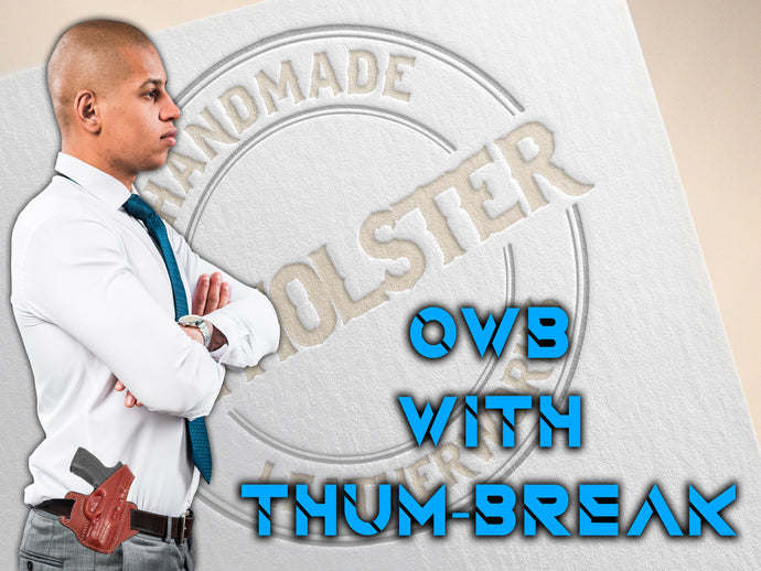 Thumb Break Leather – Tagged