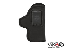 Ruger LCR Bersa Thunder 380 Concealed Carry Nylon IWB-Inside The Waistband Clip Pistol