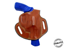 Ruger SP101 3″  Barrel  OWB Thumb Break Right Hand Leather Belt Holster - Pick Your Color and Hand