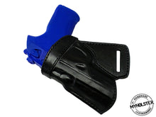 Load image into Gallery viewer, BUL Cherokee 9mm Full Size  SOB Small Of the Back Leather Holster