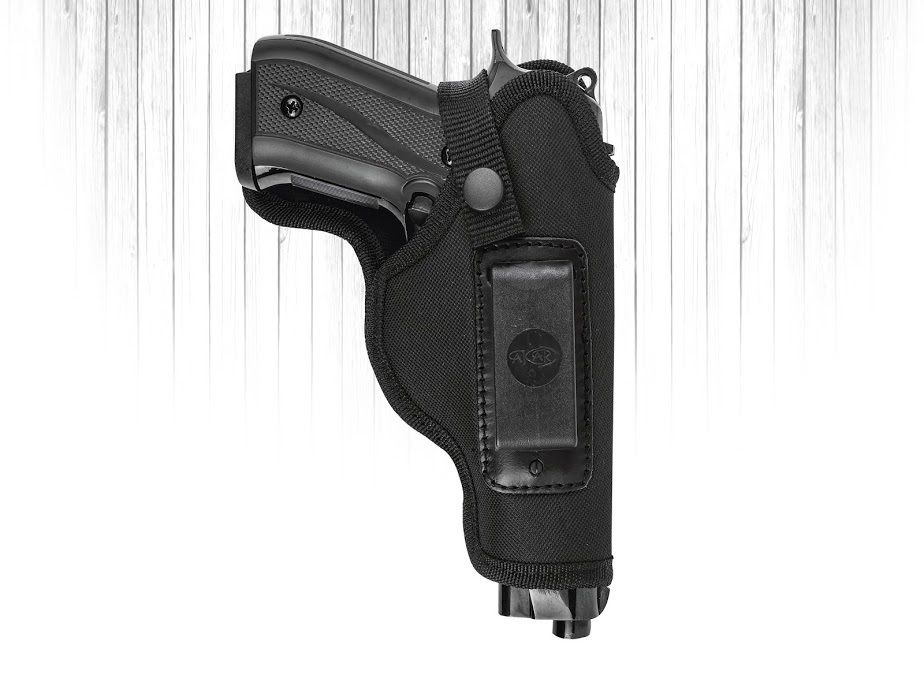 SCCY1  & SCCY2 IWB ITP LPH Nylon Belt Holster W/ thumb break