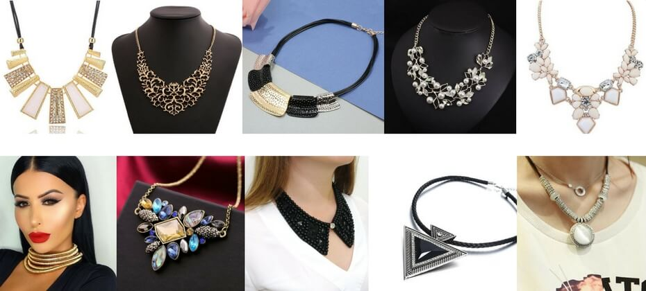 Best 10 Statement Necklaces For Glam Girls