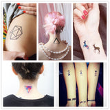 Modern Triangle Tattoos