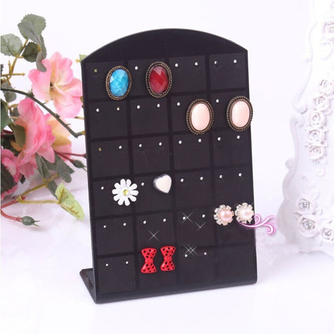 24 Pairs Earrings Showcase