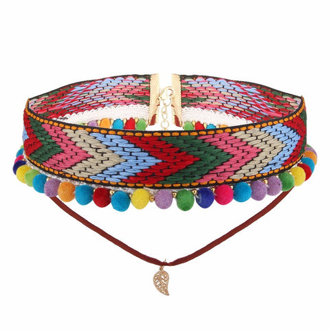 Color Splash Choker