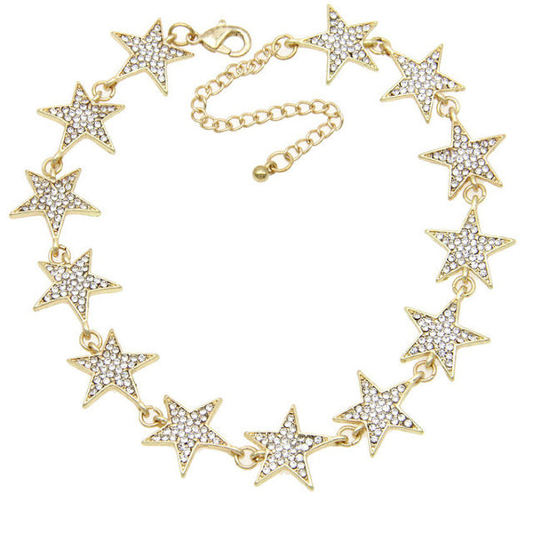 Gold Star Alliance Choker