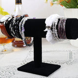 Velvet Bracelet Rack Display