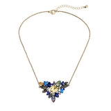 Gem Triangle Necklace