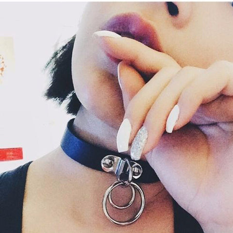 Punk Rock Collar Choker