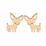 Chic Chihuahua Earrings