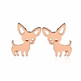 Charm Chihuahua Earrings