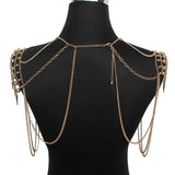 Punk Spikes Adjustable Bolero