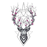 Oh Deer Tattoo