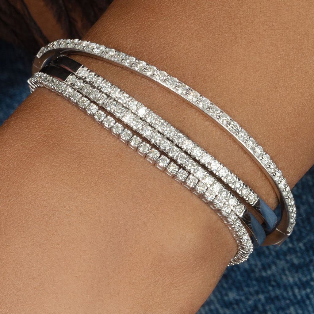 DIAMOND PERFECT TENNIS BRACELET