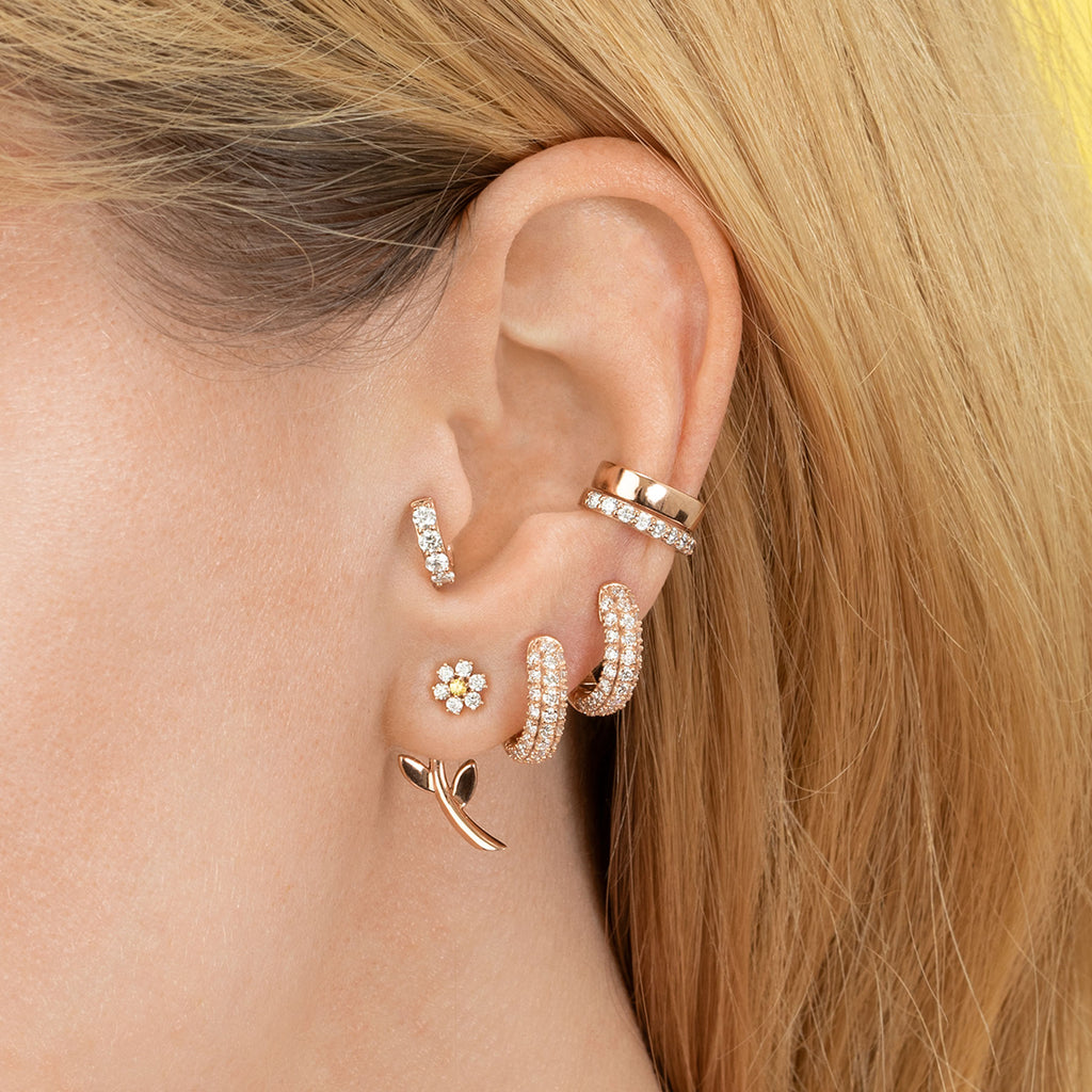 ROSE GOLD PERFECT EAR CUFF