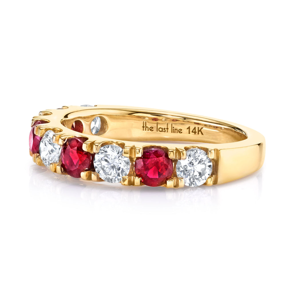 DIAMOND AND RUBY CLASSIC BAND