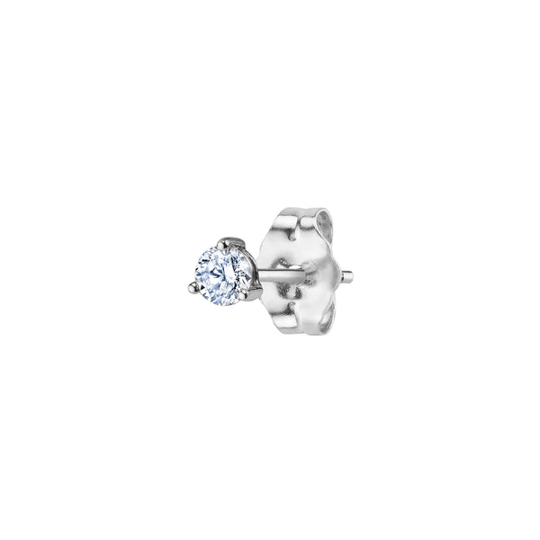 DIAMOND STUD #2 EARRING