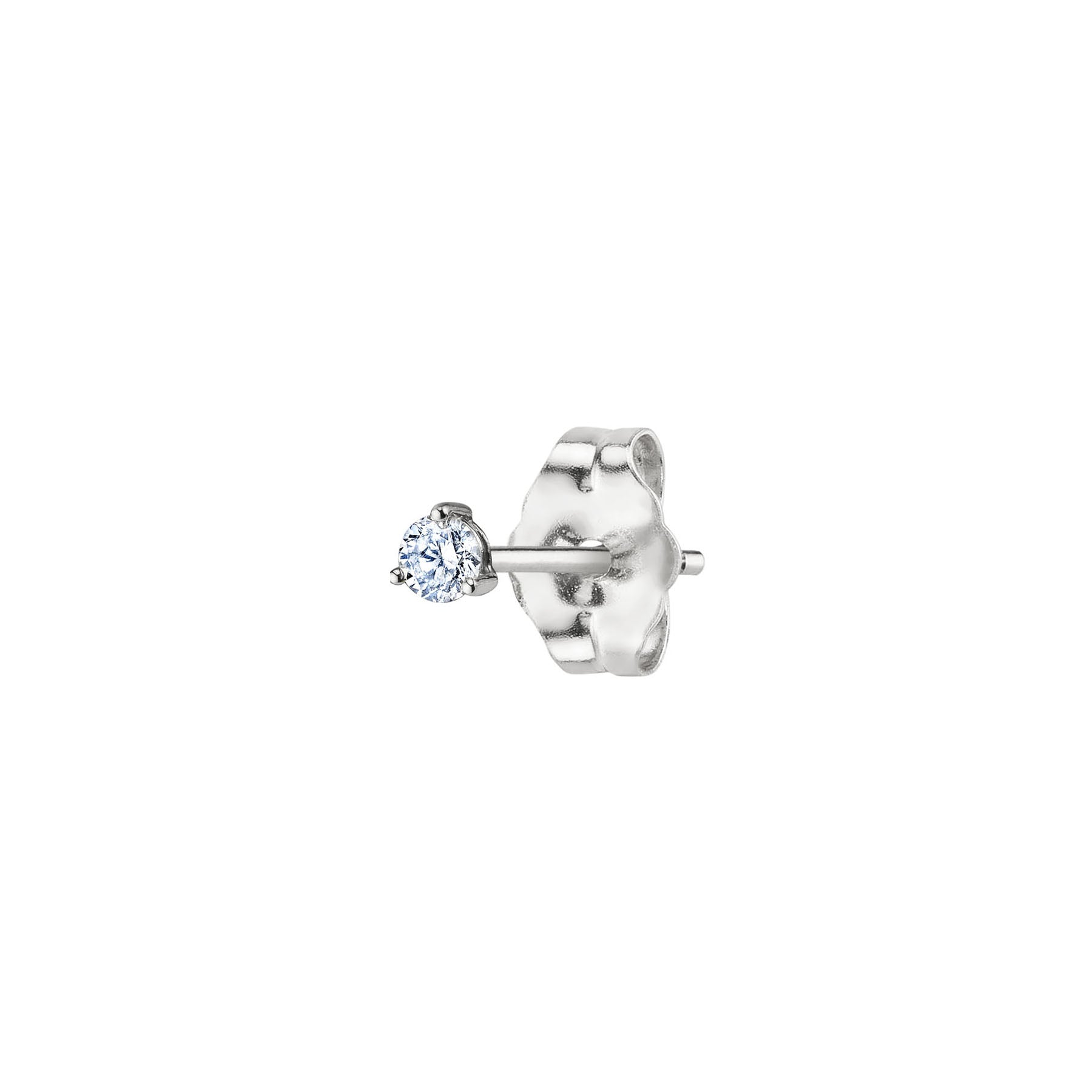 DIAMOND STUD #5 EARRING